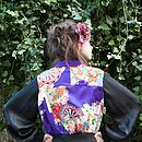 Flower Garden Bomber Jacket