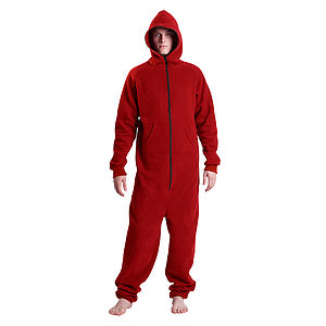 Classic Osbourne Gents Onesie - men's fashion