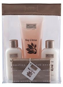 Men's UK Wash Bag Gift Set - men's grooming