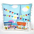 Thumb paris cushion