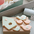 New Home Biscuit Gift Box