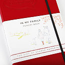 All About Everybody In My Family Memory Book