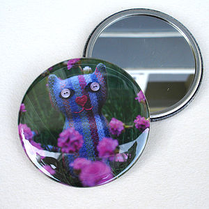 Cat Mirror - beauty accessories