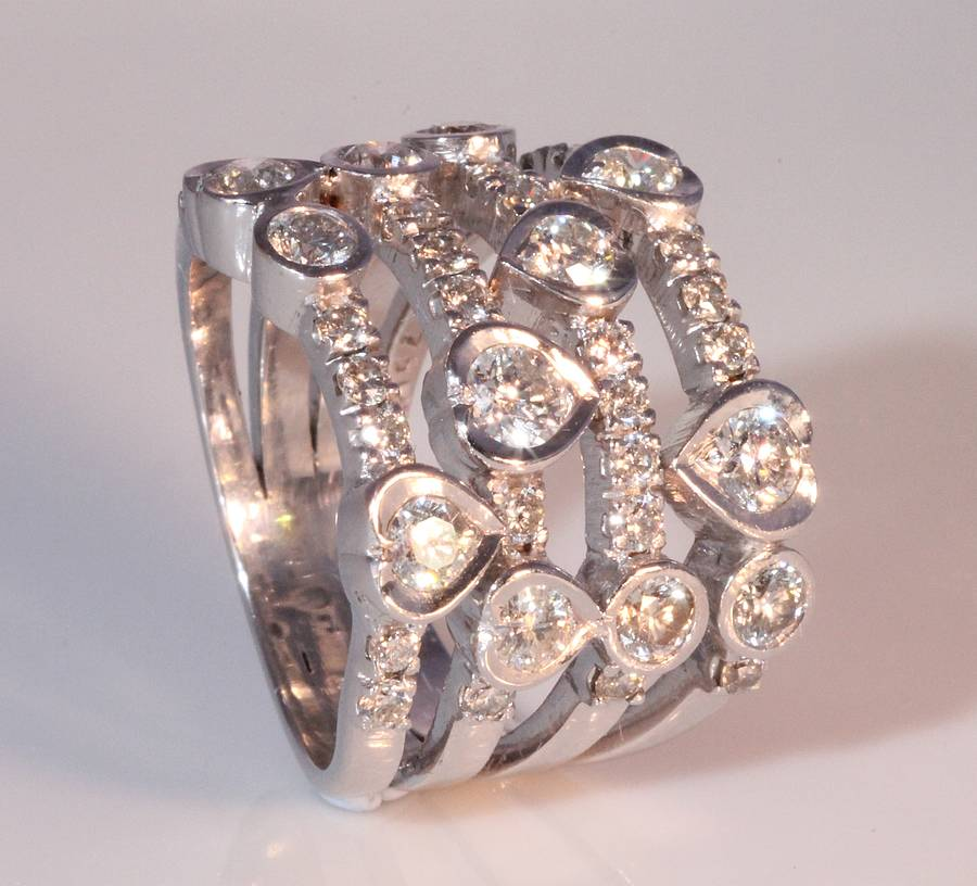 engagement design filigree wedding by vintage inspired kara kirk diamond signature up rings