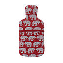 Nellie Quilted Hot Water Bottle