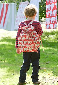 Quilted Rucksack - backpacks