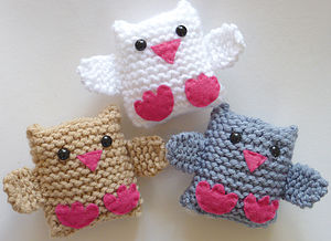 Jingle Birds Learn To Knit Kit - view all gifts for her