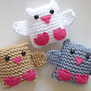 Jingle Birds Learn To Knit Craft Kit