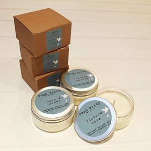 Posh Totty Travel Candle - kitchen