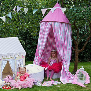 Hanging Canopy Play Tent - tents, dens & teepees