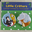Little Critters Badges