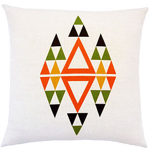 Prism Cushion - patterned cushions