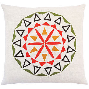 Compass Cushion - cushions