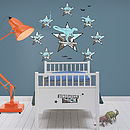 Dinosaurs Rock Wall Sticker