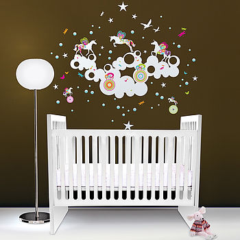 Fantasia Wall Sticker