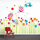 Flower Fairies Wall Stickers