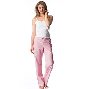 Striped Pyjama Bottoms: More Colours - lingerie & nightwear