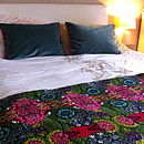 African Voile Double Quilt