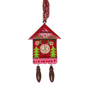 Cuckoo Clock Decoration By PiP Studio