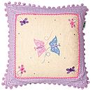 'Butterfly Cottage' Cushion