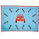 'Garage' Play Mat