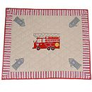 'Fire Station' Play Mat