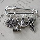 Garden Lovers Brooch