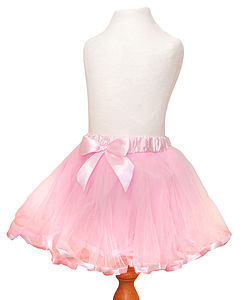 Ballet Tutu And Headband Set