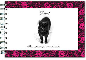 Cat Memory Book - keepsake albums