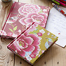 Fantasy Floral Address Book By PiP Studio