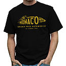 Monaco 1961 Formula One GP T Shirt