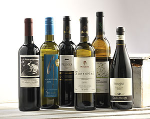 Wine Club Membership - monthly gifts