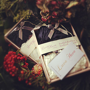 Anamone And Amaryllis Knicker Gift Box Set