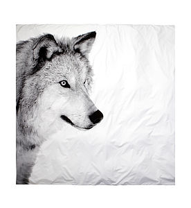 Wolf Bed Linen - bed, bath & table linen