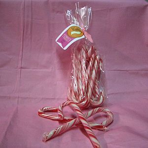Christmas Candy Canes - christmas parties & entertaining