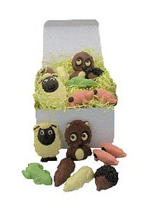 Chocolate Farmyard - sweet treats