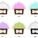 Set Of 24 Personalised Cupcake Favour Boxes