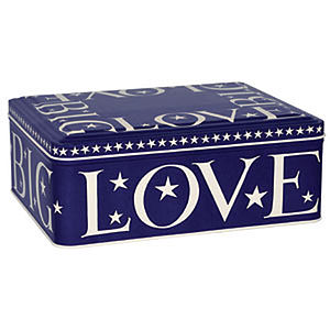 Starry Skies Storage Tin - kitchen