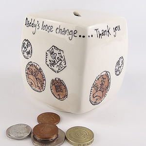 Loose Change Money Box