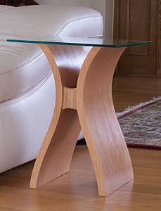 A Pair Of Marco Side Tables - side tables