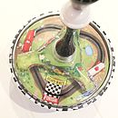 Road Race Spinning Top