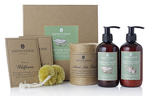 Gardeners Therapy Gift Selection - men's grooming & toiletries