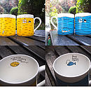 Hidden Message Fine Bone China Mug