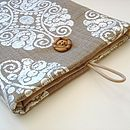 Cover For IPad In Ethnic Style Print