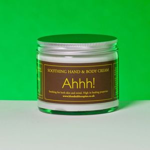 Ahhh! Soothing Hand And Body Cream 60/250ml - bath & body
