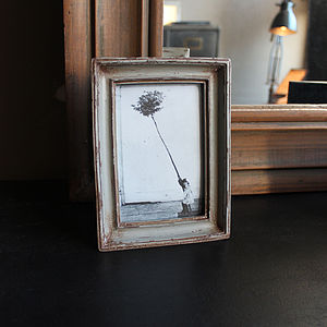 Distressed Picture Frame - picture frames