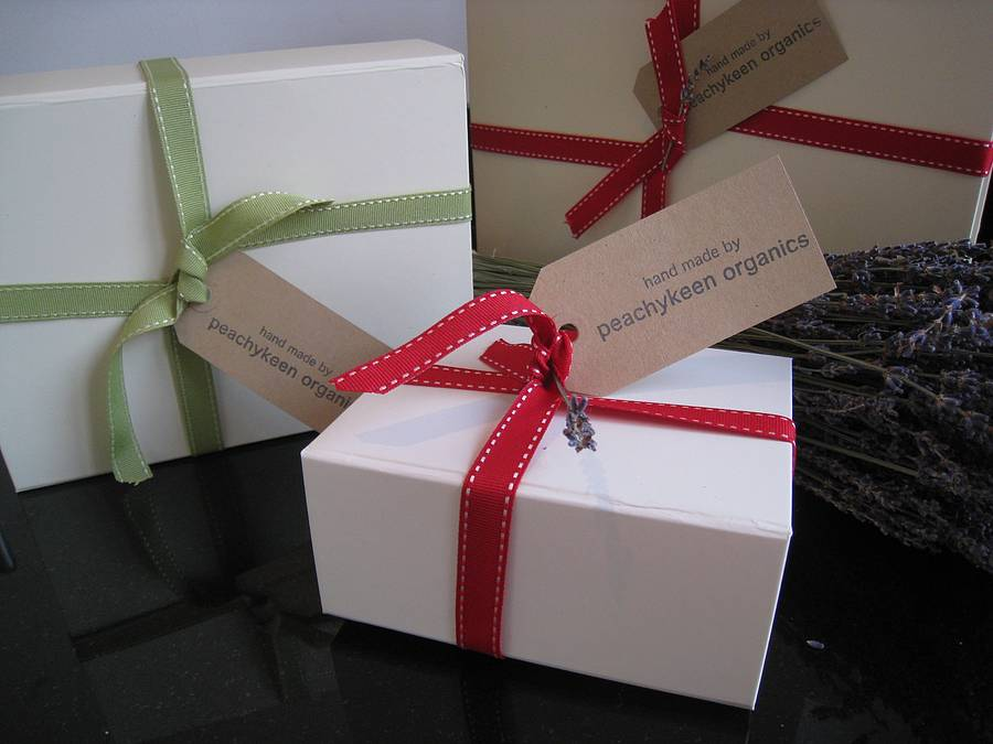 Organic Gift Box - For Your Hands