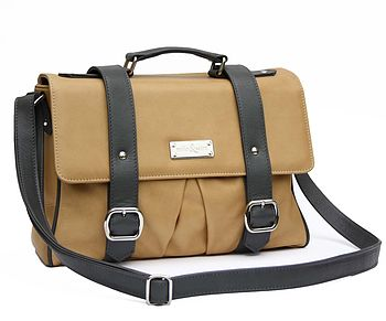 Soft Leather Satchel