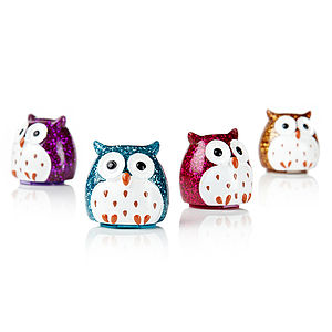 Owl Glitter Lip Balm - shop by price