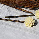 Set Of Two Lavinia Hairpins